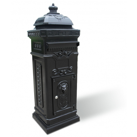 black-forge-lions-head-postbox-1