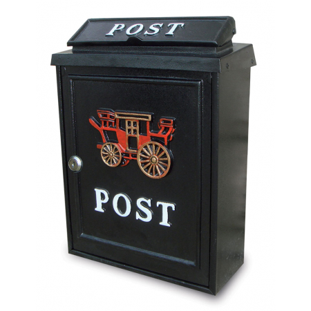 carriage-motif-letterbox-2