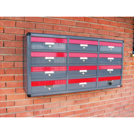Multi Occupancy Letter Boxes