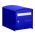 dad-dome-letterbox-blue