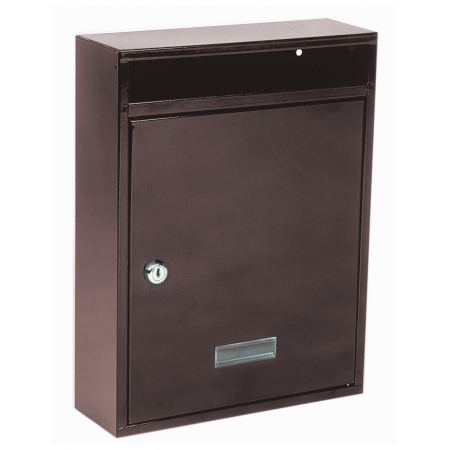dad-norma-letterbox-brown