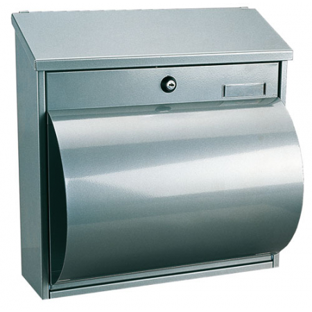 rottner-wallersee-letterbox-silver